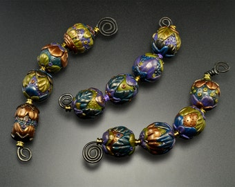 Polymer Clay Bead Collections