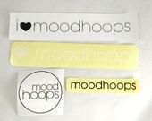 Moodhoops Stickers <3