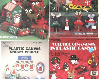 Plastic Canvas Pattern On Etsy A Global Handmade And