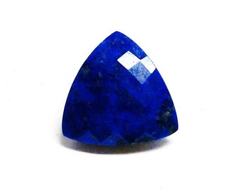 "Lapis lazuli, blue lapis, faceted lapis, blue gemstone, jewelry designing, wire wrapping,  ""Abundance"""