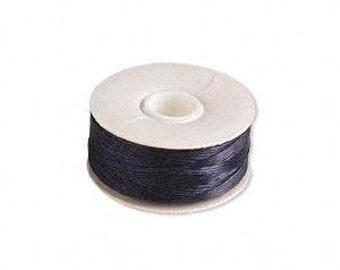 Nymo Beading Thread Black Size B