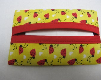 Lady Bug Tissue Holder For Women (Cozy)