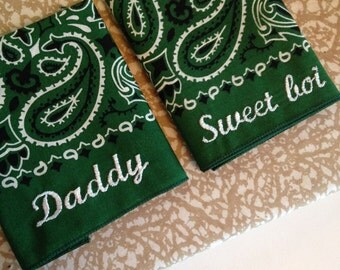 Custom Embroidered Hanky