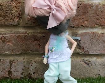 Blythe Cute OOAK Top & Pants SALE  (BD93015)