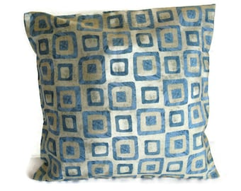Pillow Cover Geometric Design 18 ""