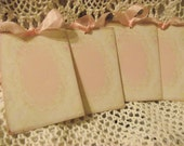 Pastel Pink Gift Tags