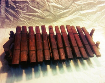West African style Xylophone / Balaphone / Balafon with gourds