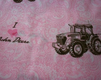 John Deere Fabric Rare and Hard to Find I Love John Deere By The Fat Quarter New BTFQ