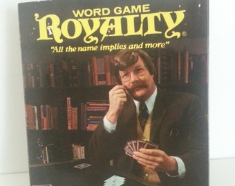 1990 Word Game Royalty by S. J. Miller