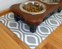 Pet Placemats - Pet Place Mats - Dog Placemat - Placemats - 30 Fabrics