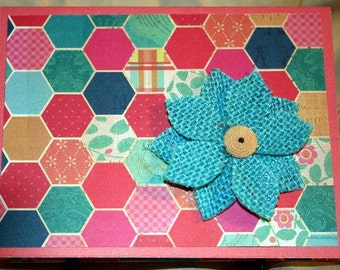 Quilt Block Card for Any Occasion  20150096