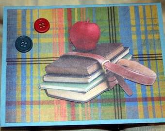 Vintage-Look Card for Any Occasion  20150102
