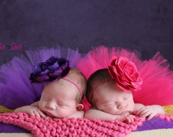 Pinkalicious Glam or Choose your Color Tutu Set