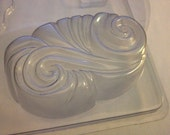 Milky Way Molds Arabesque Modern Wave Soap Mold   - DESTASH / Clearance