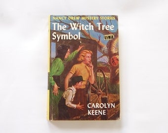 The Witch Tree Symbol Nancy Drew Book by Carolyn Keene