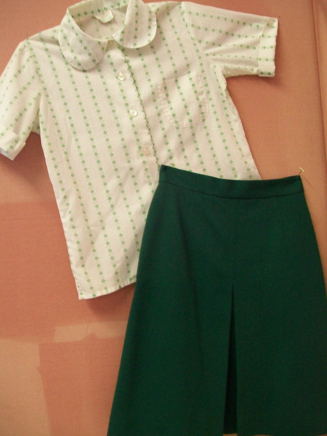 Girl Scout Blouse 109