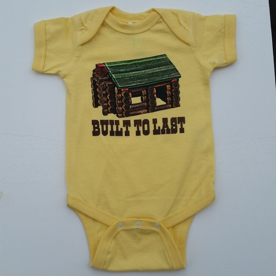 SALE Built to Last infant baby onesies Grateful Dead