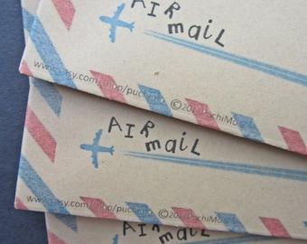 10 Air Mail / Blue Plane