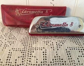 Chrometta 8 Harmonica