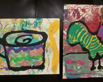 Gina Marie Original Oil Paintings