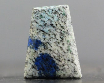 DEAL, Discount, Price Reduced, WHOLESALE - CLEARANCE - Sale - Destash, Bargain - K2 Azurite in Granite - Himalaya