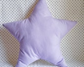 star shaped pillow/ star shaped cushion/ star plushie/ nursery pillow/ star nursery decor/ star pillow/ star cushion/ baby pillow/ baby star