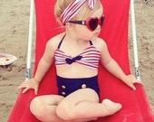 Sailor Bikini for girls