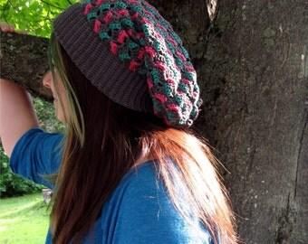 Super Slouchy Beanie Crochet Pattern