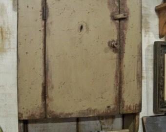 Haysville Cabinet