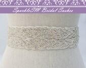 Bridal Sash, Wedding Sash, Bridal Belt, Crystal Sash, Rhinestone Sash, Jeweled Belt, Wedding Gown Belt, Crystal Dress Sash Bridal Dress Sash