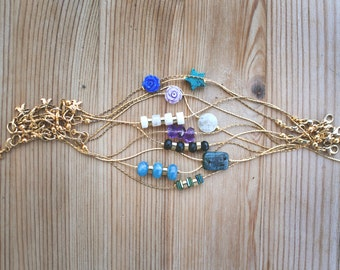 Bridesmaids Gift Bracelets, Bridal jewelry, Tiny Gemstone Bracelet, Delicate Bracelet, Minimalist bracelet, Gift under 15