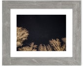 New Mexico Night Matted Print