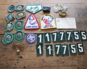 Vintage Girl Scouts of America Badge lot