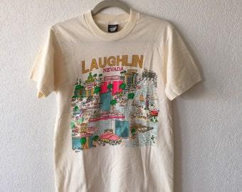 90's // Laughlin shirt