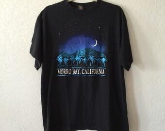 90's // Morro Bay shirt