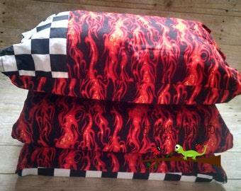 Kindergarten/Preschool Kindermat Nap Mat Cover with Attached Pillowcase