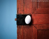 Still Life Photography, Doorknob Photo, Architecture Decor, Wood Door Photo, Blue And Brown Decor, Cottage Photography, Country French Decor