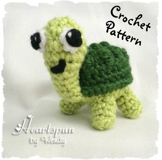 Amigurumi Lips Pattern : CROCHET PATTERN to make an EOS Turtle Lip Balm Holder or