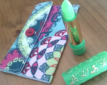 Moroccan Lipstick and Mini Envelope Purse Gift Set n3