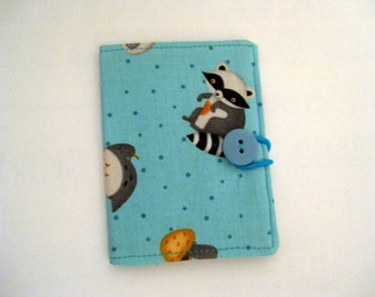 Tea Wallet - Rocky Raccoon