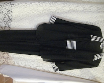 NAUTICAL STYLE 2 pc OUTFIT - Jumptsuit and Jacket
