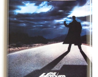 The Hitcher Movie Poster Fridge Magnet (2 x 3 inches)