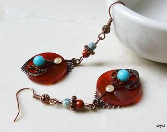 Earrings - Eden Fruits
