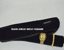 Jewelry Organizer Travel Storage Roll Organize Watches Bracelet Bangle Holder Display Storage Case New 2015