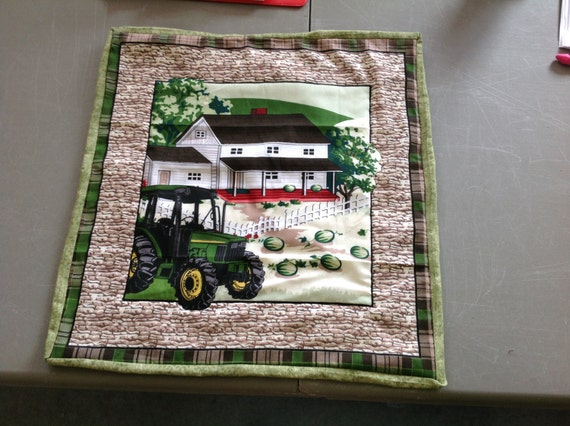 John Deere Tractors Country Home Watermelons By Cmsportscrafts