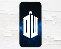 Dr Who Tardis Phone Case - iPhone Case - iPod Touch 5 Case - Samsung Galaxy Case