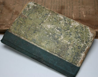 Antique Book - The Four Words - American Tract Society