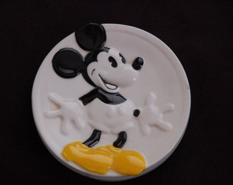 Mickey Mouse wall plaque/disk