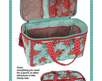 Patterns by Annie - Picnic in the Park - Sewing Pattern - PBA243