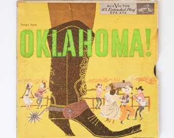 Songs from Oklahoma! Record